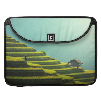 China agriculture rice harvest sleeve for MacBook pro