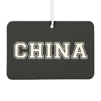 China Air Freshener