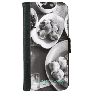 China B&W iPhone 6/6s Wallet Case