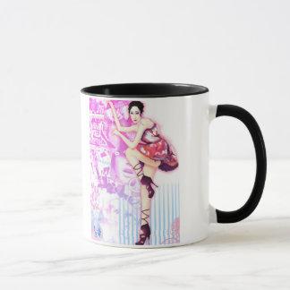 CHINA BALLET MUG