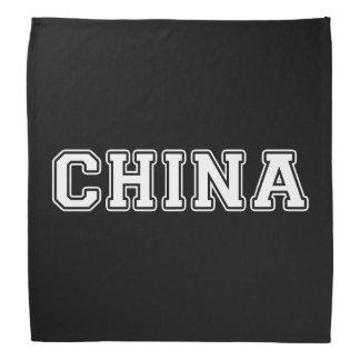 China Bandana