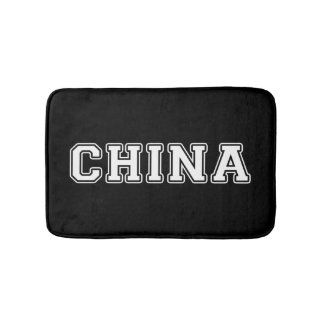 China Bath Mat