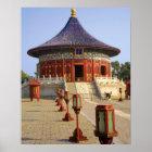 China, Beijing, Tian Tan Park, Temple of Heaven, Poster