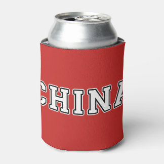 China Can Cooler