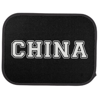 China Car Mat