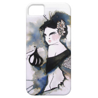 china doll 1 iPhone 5 cases