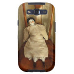 China Doll on Chair Galaxy S3 Case