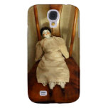 China Doll on Chair Galaxy S4 Cover