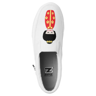 China Doll Slip-On Sneakers