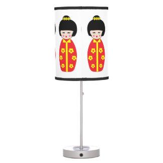 China Doll Table Lamp