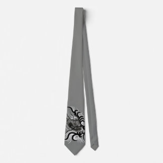 China Dragon in Tattoo styles Tie