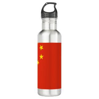 China Flag 710 Ml Water Bottle