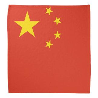 China Flag Bandana