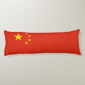 China Flag Body Pillow