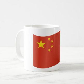 China Flag Coffee Mug