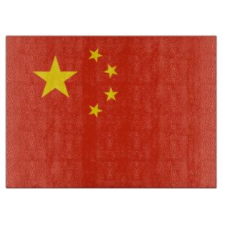 China Flag Cutting Board