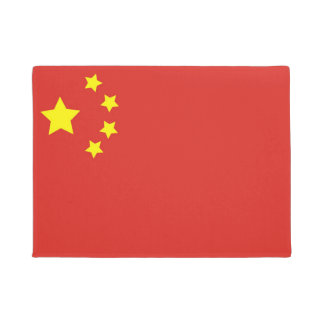 China Flag Doormat