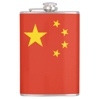 China Flag Flasks