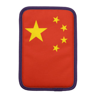 China Flag iPad Mini Sleeve