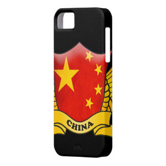 China Flag iPhone 5 Cover