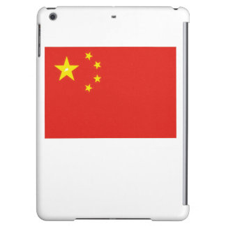 China Flag Oil Painting Case For iPad Air