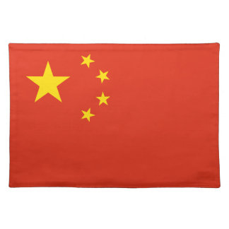 China Flag Placemat