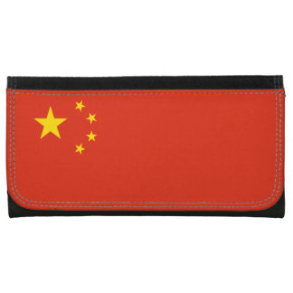 China Flag Wallets For Women