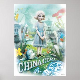 China Girl 1 Poster