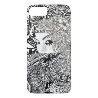 China girl Cellphone case