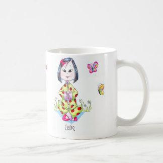 china Girl Mug