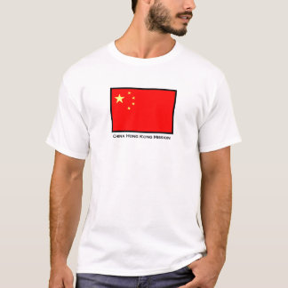 China Hong Kong LDS Mission T-Shirt