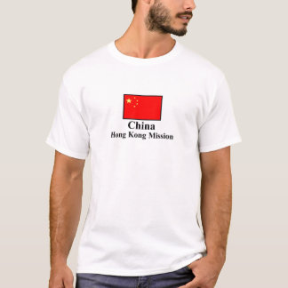 China Hong Kong Mission T-Shirt
