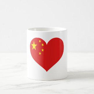 China Love Coffee Mug