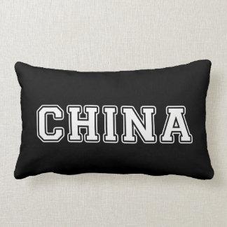 China Lumbar Pillow