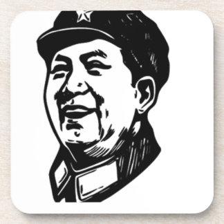 China Mao symbol Coaster