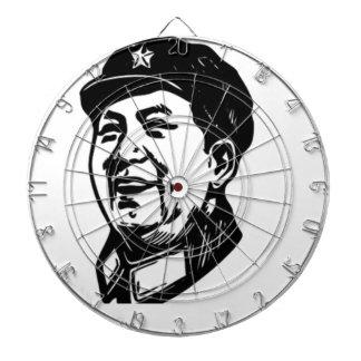 China Mao symbol Dartboard