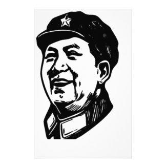 China Mao symbol Stationery