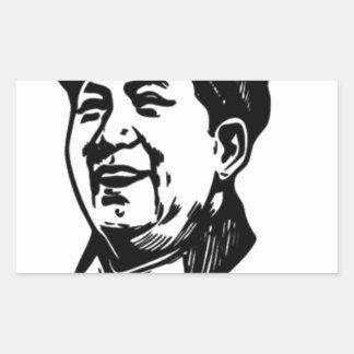 China Mao symbol Sticker