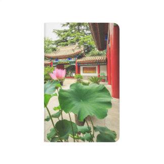 China Pagoda Interior Journal