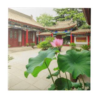 China Pagoda Interior Tile