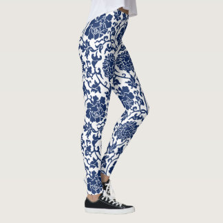 China Pattern Leggings