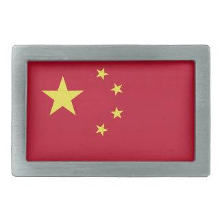China Rectangular Belt Buckle