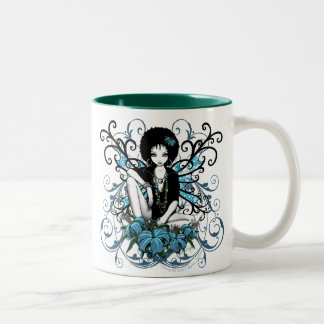 China Retro Lilly Fantasy Mug