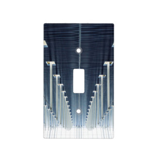 China, Shanghai | Pudong International Airport Light Switch Cover
