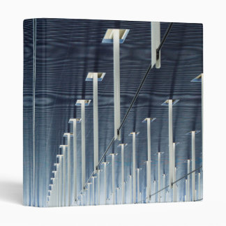 China, Shanghai | Pudong International Airport Vinyl Binder