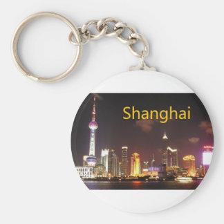China Shanghai (St.K) Keychain