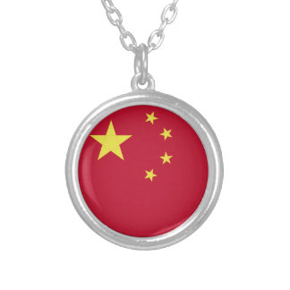 China Silver Plated Necklace