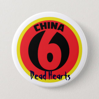 China Six button - Dead Hearts Novels