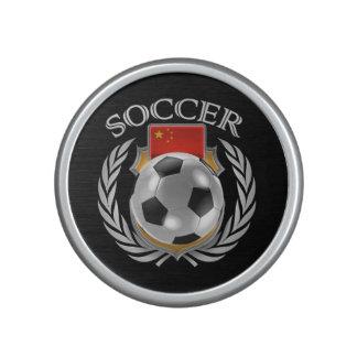 China Soccer 2016 Fan Gear Speaker