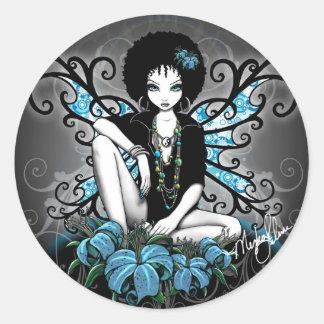 """China"" Stickers Retro Lilly Faery"